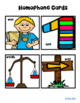 HOMOPHONES PRINTABLES AND CARDS FOR POCKET CHARTS