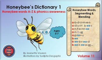 HONEYBEE TERMINOLOGY: HONEYBEE'S DICTIONARY 1 VOLUME 11