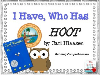 HOOT I Have, Who Has Reading Comprehension