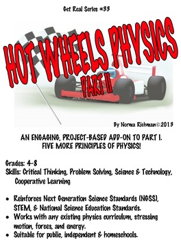 HOT WHEELS PHYSICS PT. 2 FOR NEXT GENERATION SCIENCE STAND