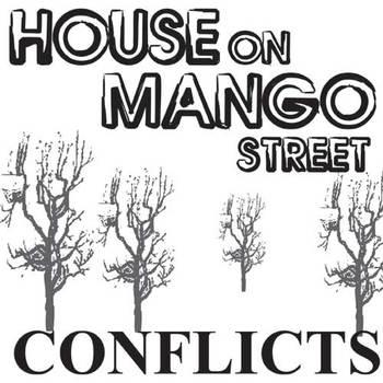 HOUSE ON MANGO STREET Conflict Graphic Organizer - 6 Types