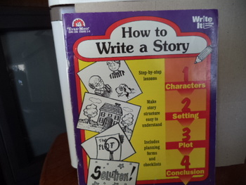 HOW TO WRITE A STORY      ISBN 1-55799-284-3