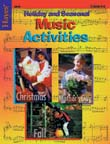 Holiday and Seasonal Music Activities