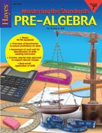 Mastering the Standards: Mathematics Pre-Algebra