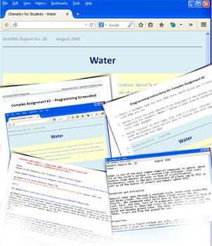 HTML Programming & Web Design: Practical Part Unit 1 - Imm