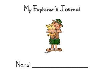 Habitat Explorer's Journal
