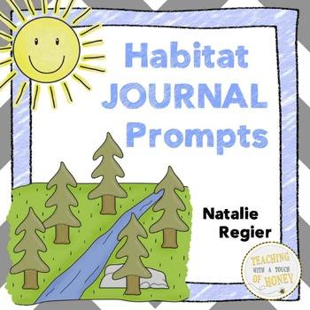 Habitat Journal: 25 Journal Writing Templates