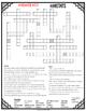 Habitats Crossword