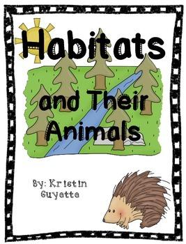 Habitats and Their Animals