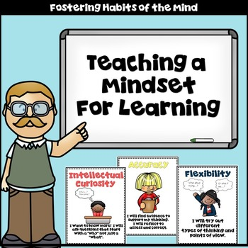 Habits of Mind Posters! Bulletin Board! Participation! Thi
