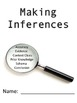 Hacer Inferencias/Making Inferences Graphic Organizers (Sp