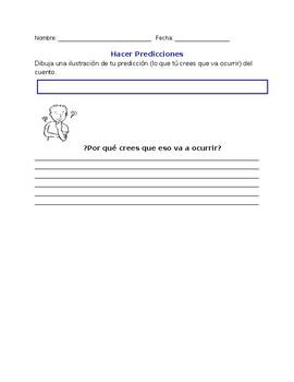 Hacer Predicciones/Make Predictions