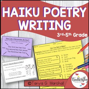 Haiku Poetry Practice