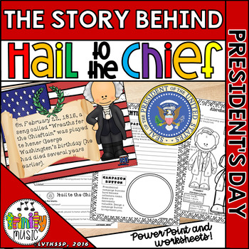 Hail to the Chief (Presidential Campaign, Inauguration, an