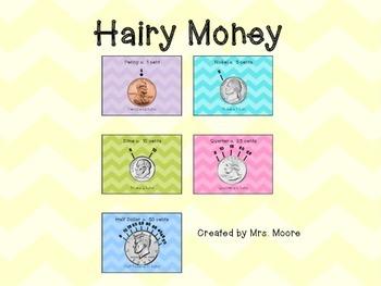 Hairy Money Posters