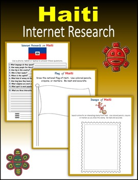 Haiti (Internet Research)