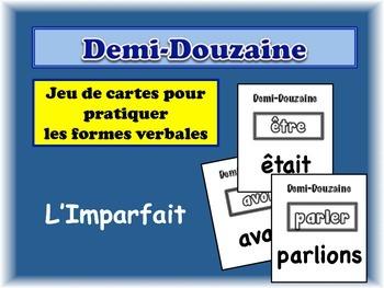 French Imperfect Card Game, Half Dozen