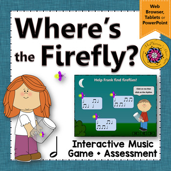 Half Notes - Where's the Firefly? Interactive Rhythm Game