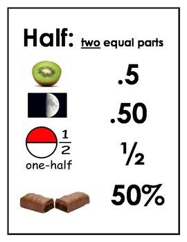Half visual