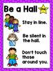 Classroom Management - Hall Stars EDITABLE
