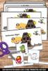 Halloween Activities Little Book Finger Play Puppets Craft