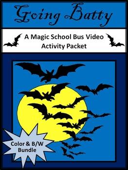 Halloween Activities: Going Batty Magic Bus Halloween Vide