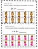 Halloween 10-Frame Set Pre-K, Kindergarten, Special Educat
