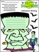 Halloween Language Arts Activities: Halloween Writing Proj