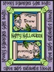 Halloween Language Arts Activities: Spooky Synonyms Hallow