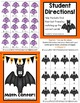 Halloween Quick and Easy to Prep Math Center Game for Addi