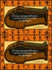 Halloween Social Studies Activities: Mummy Match Vocabular