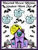 Halloween Phonics Activities: Haunted House Rhyming Words