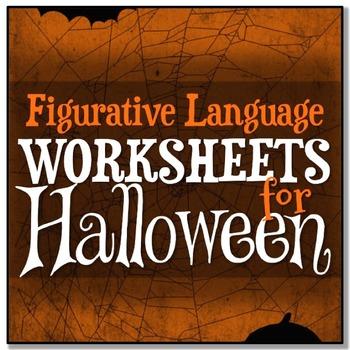 Halloween: 3 Figurative Language Activities