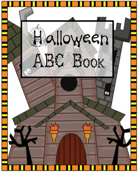 Halloween ABC Book