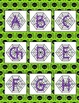 El Alfabeto:  Halloween ABC Matching Upper and Lowercase Letters