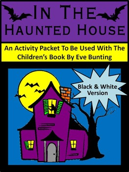 Halloween Language Arts Activities: In the Haunted House A