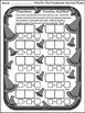 Halloween Activities: Witch's Hat Dominoes Halloween Game