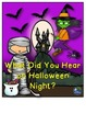 Halloween Activities Craft Interactive Story Category Activity