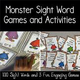 Halloween Activities for Sight Words