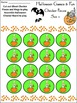 Halloween Activities: Halloween Checkers & Chess Game Acti