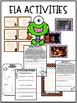 Halloween Activities for Writing, Math, and Reading! CC Al
