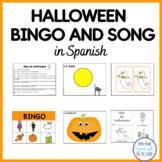 Halloween Bingo and Song (Mp3)