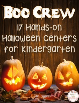 Halloween Activity Pack: 17 Hands-On Math, Literacy and Sc