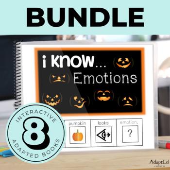 Halloween Adapted Book BUNDLE
