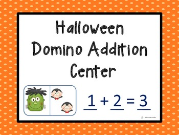 Halloween Addition Dominos