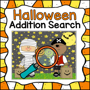 Halloween Addition Search