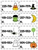 Halloween Addition and Subtraction with Ballpark Estimates