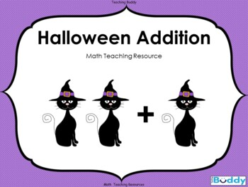 Halloween Addition Within 10