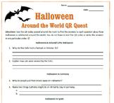 Halloween Around the World QR Quest