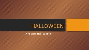 Halloween Around the World power point
